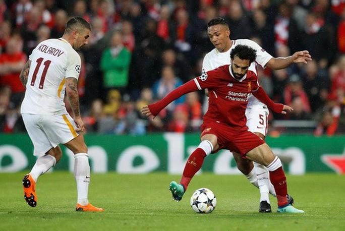 Salah đại phá cố nhân Roma, Liverpool chờ vé chung kết - Ảnh 2.
