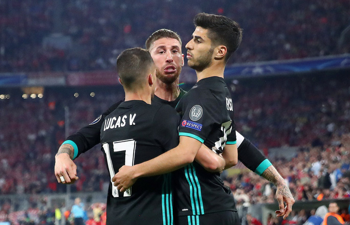 Bayern Munich vẫn chưa hiểu vì sao lại thua Real Madrid - Ảnh 1.