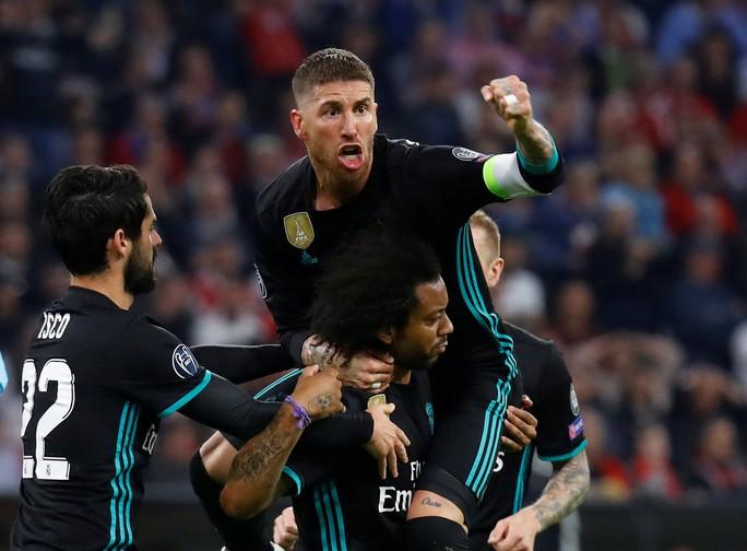 Bayern Munich vẫn chưa hiểu vì sao lại thua Real Madrid - Ảnh 3.