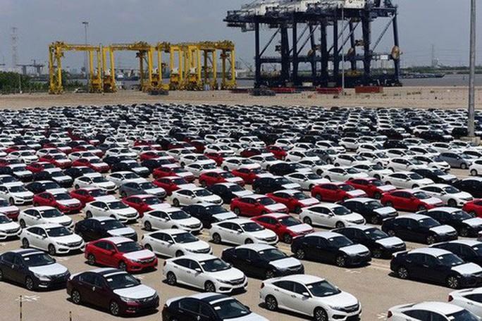 Giá bình quân ô tô nhập khẩu cán mốc 22.000 USD/chiếc - Ảnh 1.