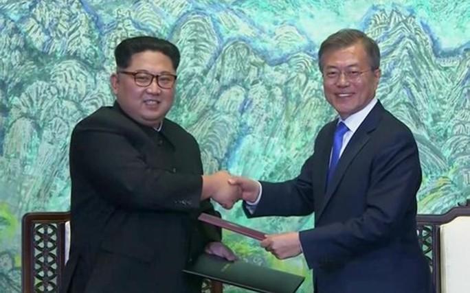 Người phát ngôn lên tiếng về Hội đàm thượng đỉnh liên Triều - Ảnh 1.