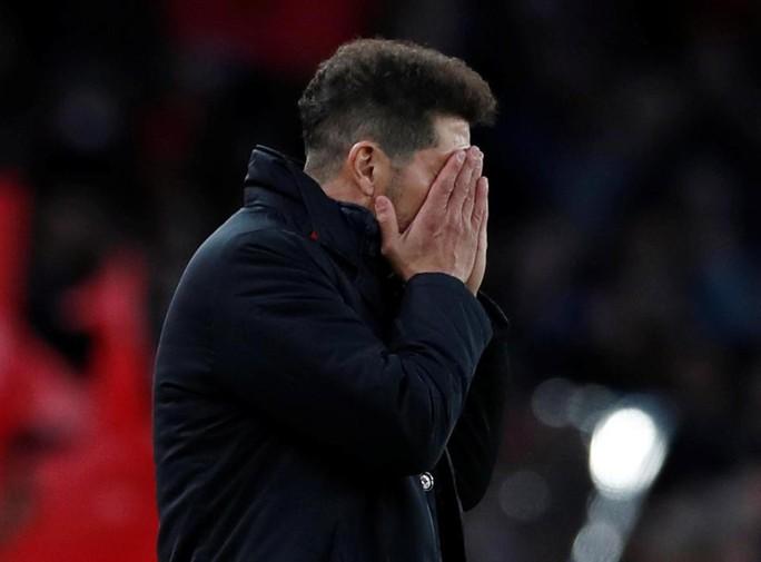 Arsenal hòa Atletico: Simeone tự hào, Wenger tiếc nuối - Ảnh 3.