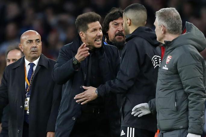 Arsenal hòa Atletico: Simeone tự hào, Wenger tiếc nuối - Ảnh 1.