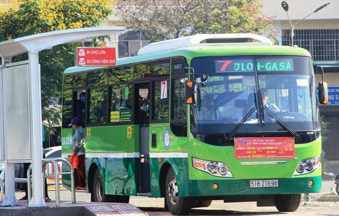 Miễn phí vé xe buýt đi bến xe, sân bay, khu vui chơi dịp lễ 30-4 và 1-5 - Ảnh 1.