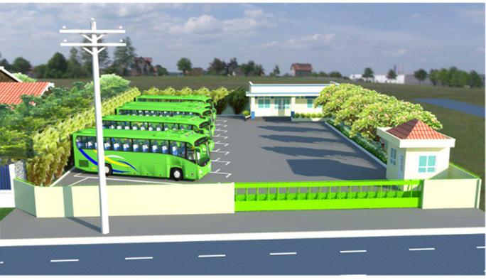 TP HCM: Đưa vào khai thác 2 bến xe buýt  quy mô lớn - Ảnh 1.