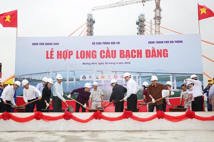 Hợp long cầu Bạch Đằng, đi Hà Nội-Quảng Ninh chỉ còn 90 phút - Ảnh 2.