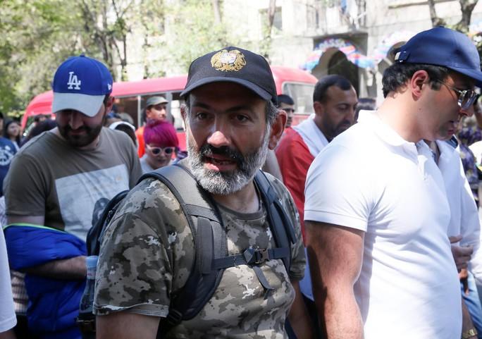Tổng thống Putin đưa ra lời khuyên về khủng hoảng ở Armenia - Ảnh 3.