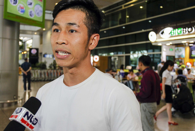Tay đấm Trần Văn Thảo trưởng thành từ áp lực - Ảnh 1.