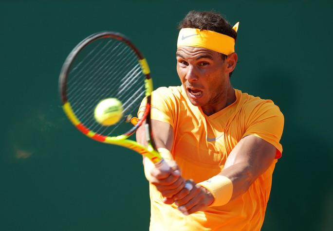 Rafael Nadal lập kỷ lục 400 trận thắng trên sân đất nện - Ảnh 5.
