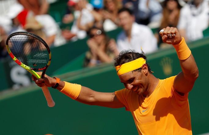 Rafael Nadal lập kỷ lục 400 trận thắng trên sân đất nện - Ảnh 8.