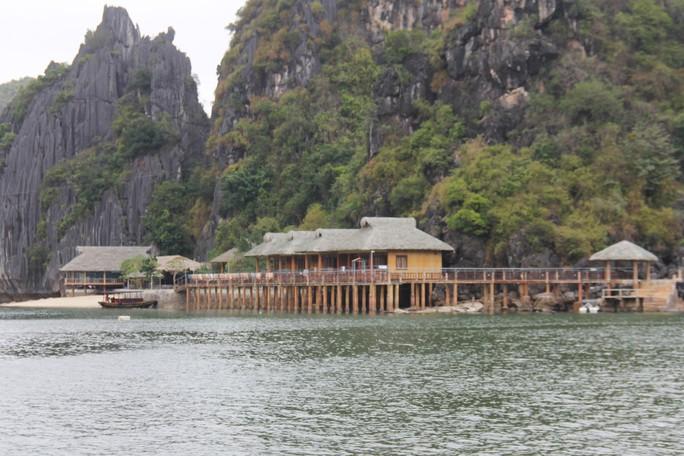 Phá banh đảo ở Cát Bà - Ảnh 1.