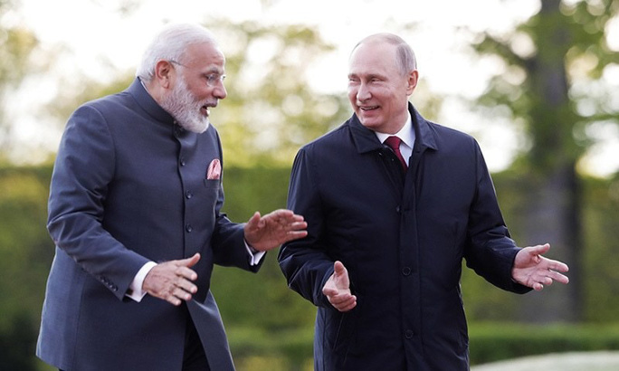 Lợi ích của Nga bị đe dọa - Ảnh 1.
