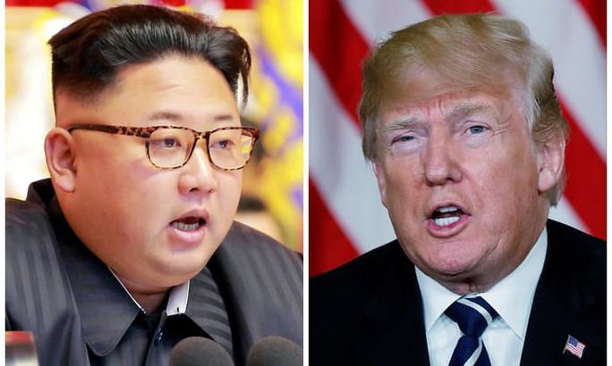"""Ông Trump và Lầu Năm Góc điện đàm """"kép"""" với Hàn Quốc về Triều Tiên - Ảnh 1."""
