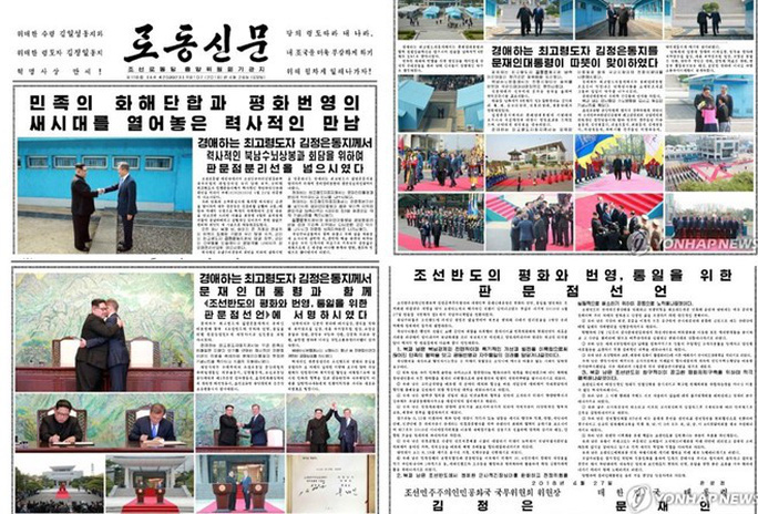 """Ông Trump và Lầu Năm Góc điện đàm """"kép"""" với Hàn Quốc về Triều Tiên - Ảnh 2."""