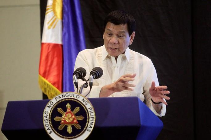 Tổng thống Duterte: Ông Kim Jong-un là người hùng, thần tượng của tôi! - Ảnh 1.
