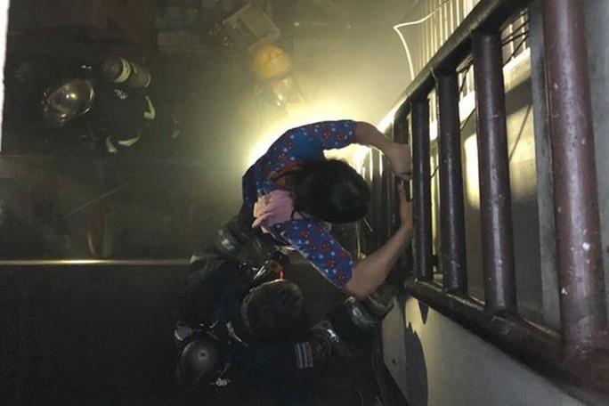 Cháy chung cư Thái Lan, có người Việt tử vong? - Ảnh 3.