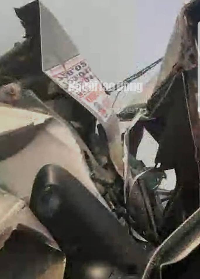 Tai nạn liên hoàn cao tốc Long Thành - Dầu Giây do đốt rác - Ảnh 15.