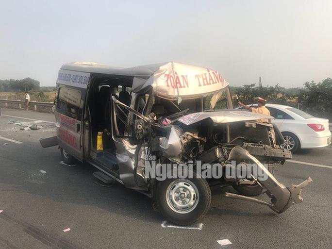 Tai nạn liên hoàn cao tốc Long Thành - Dầu Giây do đốt rác - Ảnh 11.