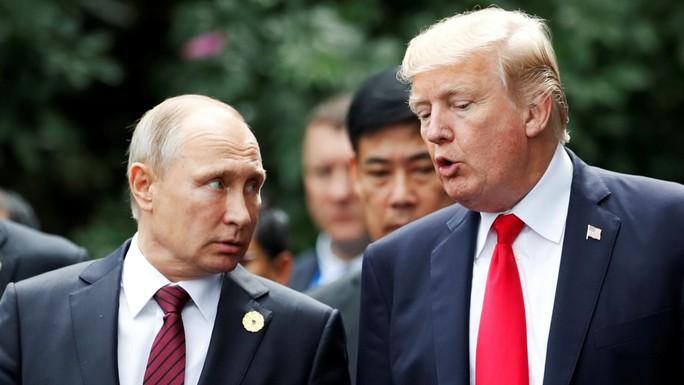 Nga tiết lộ ông Trump mời ông Putin tới Nhà Trắng - Ảnh 1.