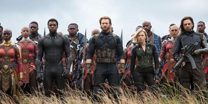 Phim Việt bị Avengers: Infinity War áp đảo trong dịp lễ - Ảnh 1.