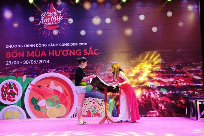 Khai trương lễ hội ẩm thực độc đáo nhất Đà Nẵng - Ảnh 1.