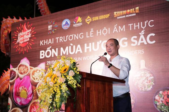Khai trương lễ hội ẩm thực độc đáo nhất Đà Nẵng - Ảnh 2.