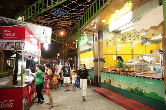 Khai trương lễ hội ẩm thực độc đáo nhất Đà Nẵng - Ảnh 4.