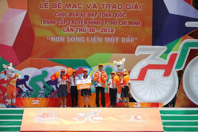 Nguyễn Thành Tâm đoạt Áo vàng chung cuộc Cúp Truyền hình TP HCM 2018 - Ảnh 10.