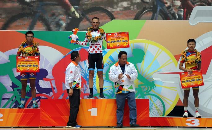 Nguyễn Thành Tâm đoạt Áo vàng chung cuộc Cúp Truyền hình TP HCM 2018 - Ảnh 9.