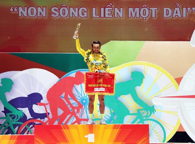 Nguyễn Thành Tâm đoạt Áo vàng chung cuộc Cúp Truyền hình TP HCM 2018 - Ảnh 6.
