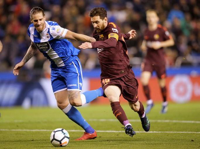 Đại thắng ở Riazor, Barcelona lên ngôi vô địch La Liga - Ảnh 2.