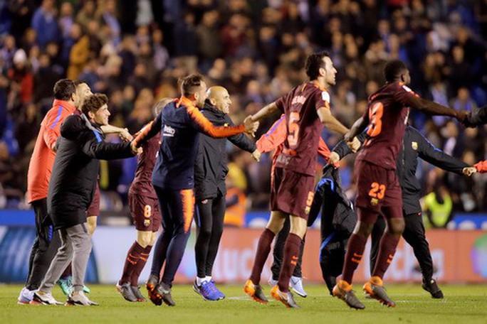 Đại thắng ở Riazor, Barcelona lên ngôi vô địch La Liga - Ảnh 8.