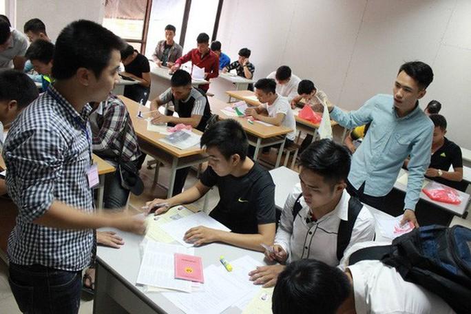 Tổ chức thi tiếng Hàn ngành sản xuất chế tạo và ngư nghiệp - Ảnh 1.