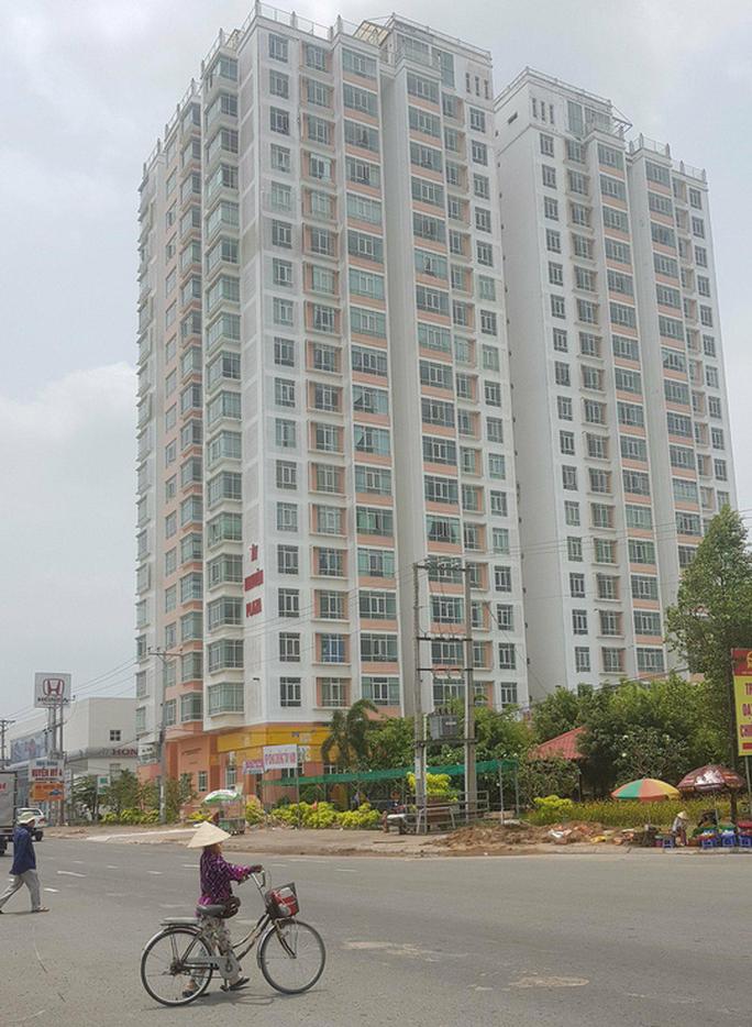 Hệ thống báo cháy ngủ yên, chủ đầu tư chung cư Tây Nguyên Plaza bị phạt - Ảnh 1.