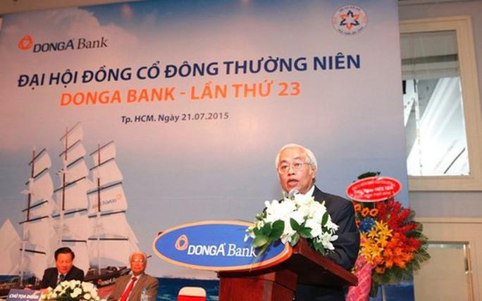 Ngân hàng Đông Á lên tiếng vụ ông Trần Phương Bình bị đề nghị truy tố - Ảnh 1.