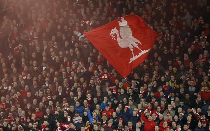 Fan Liverpool ăn mừng trận thắng Man City như thể vô địch - Ảnh 3.