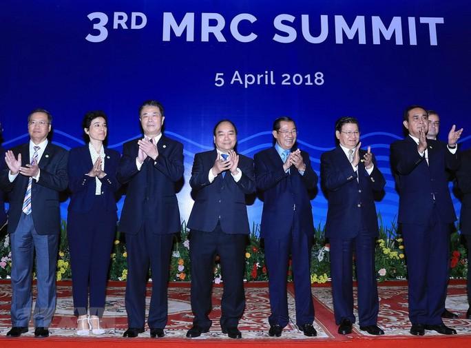 Khai thác bền vững tài nguyên sông Mekong - Ảnh 1.