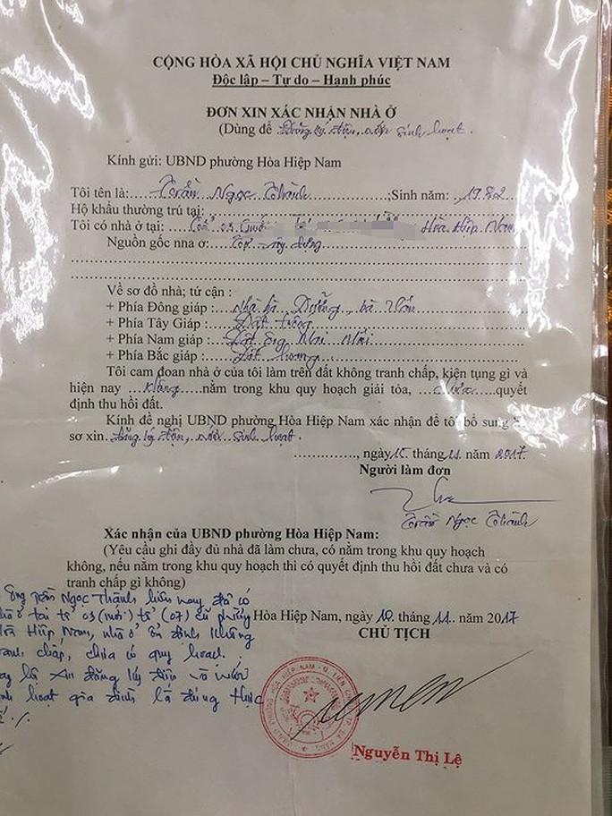 Giả chữ ký của chủ tịch phường, cán bộ tư pháp bị đề xuất buộc thôi việc - Ảnh 1.