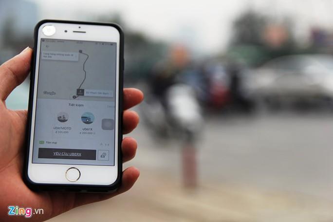 Grab khẳng định không trả nợ hơn 53 tỉ đồng tiền thuế thay Uber - Ảnh 1.