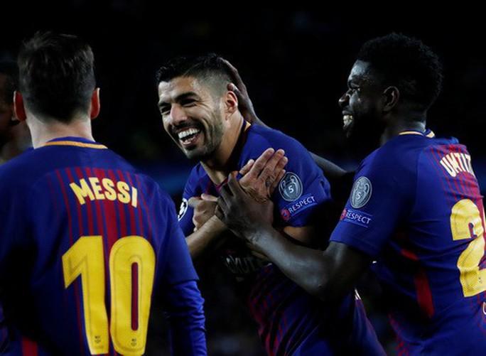 Bi kịch đá phản, AS Roma gục ngã trước Barcelona - Ảnh 4.