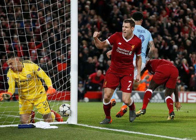 Thua tan tác tại Liverpool, Man City còn quá ít hy vọng - Ảnh 5.