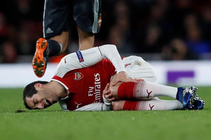 Arsenal chịu tổn thất sau trận thắng CSKA Moscow - Ảnh 1.
