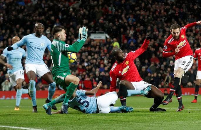 Man City - M.U: Mourinho quyết phá Guardiola - Ảnh 1.