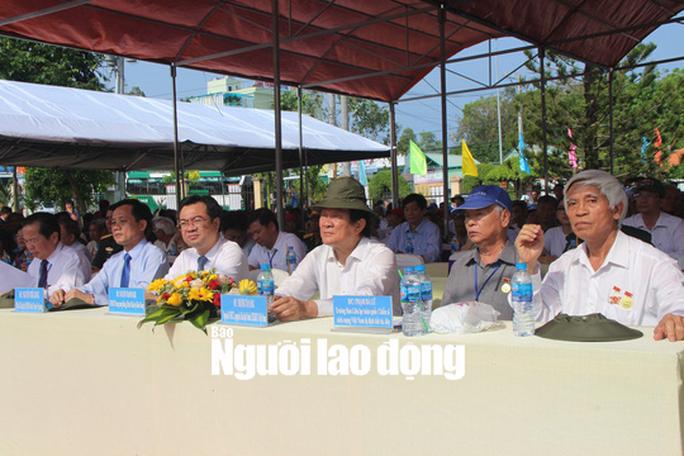 Hàng ngàn cựu tù binh xúc động ngày gặp mặt tại Phú Quốc - Ảnh 3.