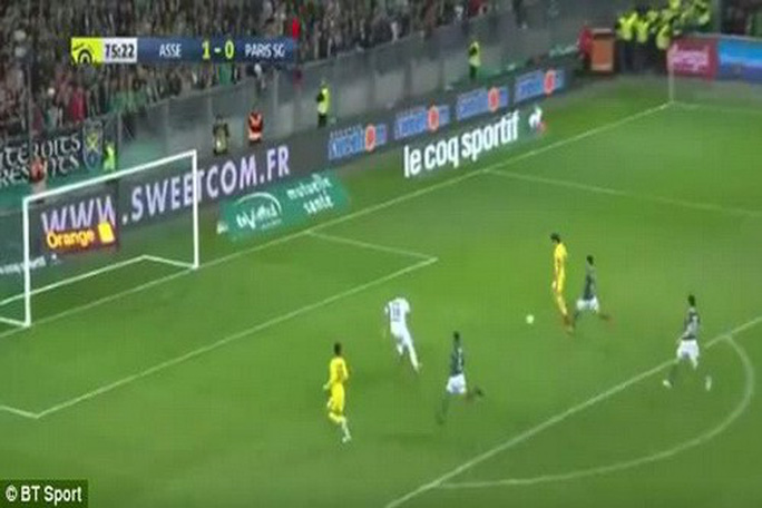 Cavani hỏng ăn khó tin, PSG lỡ cơ hội đăng quang sớm - Ảnh 2.