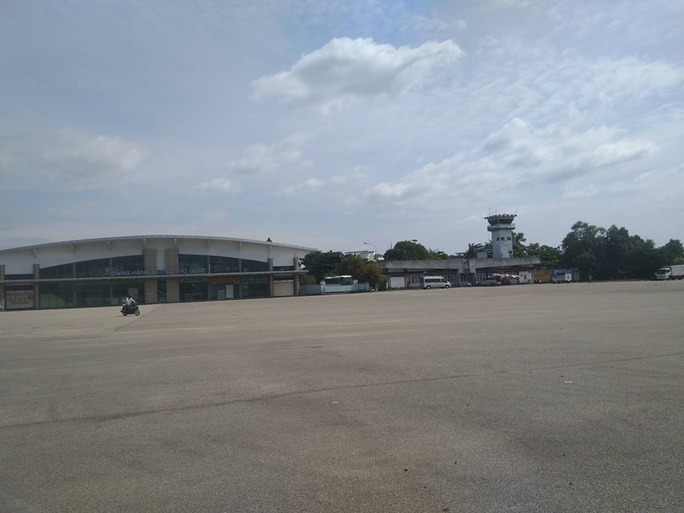 Hãi hùng sân bay cũ Phú Quốc trở thành nơi hút chích - Ảnh 1.