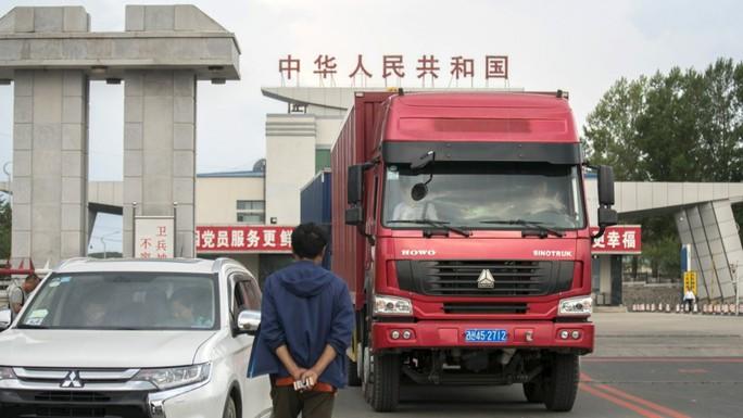 """Trung Quốc cấm xuất khẩu """"hàng hóa kép"""" sang Triều Tiên - Ảnh 1."""