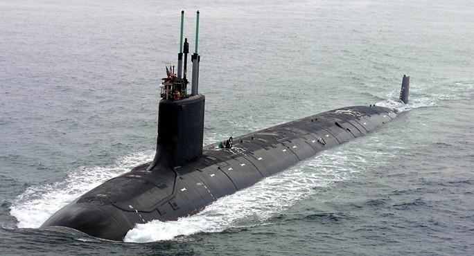 Mỹ cho phép Đài Loan mua công nghệ tàu ngầm - Ảnh 1.