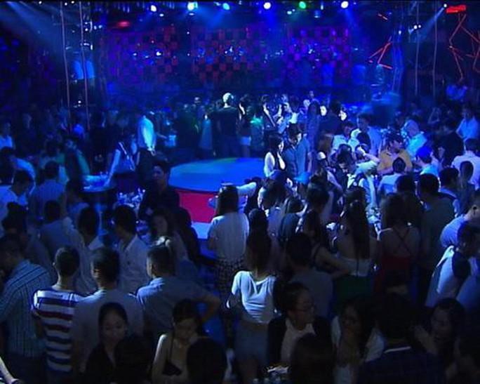 TP HCM: Cứ đụng đến quán bar, vũ trường là có ma túy - Ảnh 1.