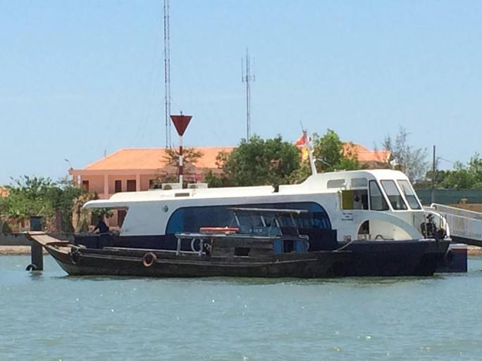 Tàu Greenlines DP C3 bị chìm ở Cần Giờ là do gãy chân vịt - Ảnh 6.